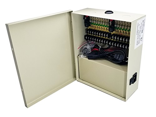 iMBAPrice CCTV 18 Channel Port Output 12V DC 12 Amp