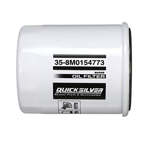 Quicksilver 8M0154773 Oil Filter