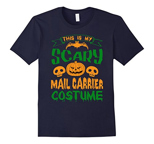 Mens This is my Scary Mail Carrier Costume