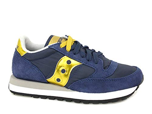 Blu Original Saucony Jazz Sneaker Donna 0InzaTxq