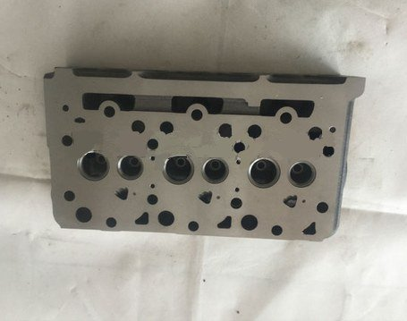 GOWE cylinder head For kubota engine D1703 cylinder head 1A033-03043 with cylinder head gasket