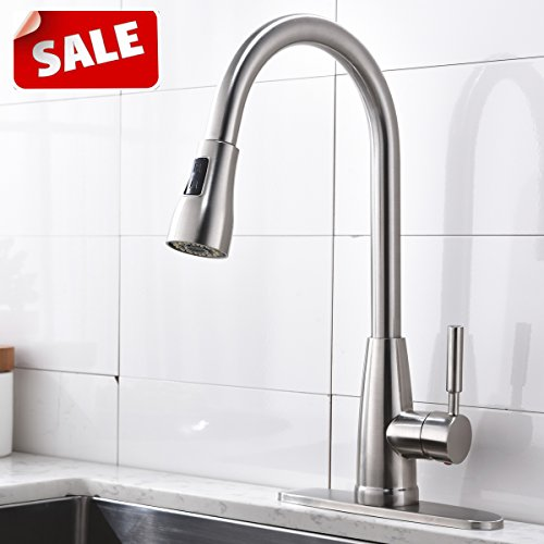 Pull Down Faucet - 4