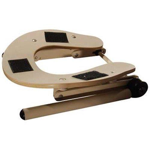 Royal Massage Standard Universal Adjustable Massage Table Contoured Face Cradle Assembly - Natural Wood (Assembly Natural)