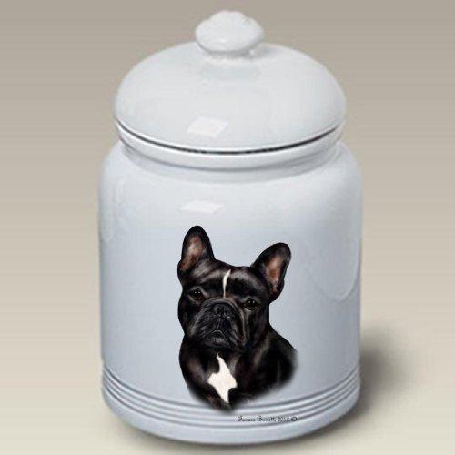 french bulldog treat jar - 1