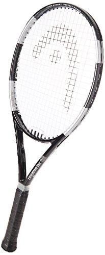 HEAD Liquidmetal 8 Tennis Racquet, Strung, 4 1/8 Inch Grip