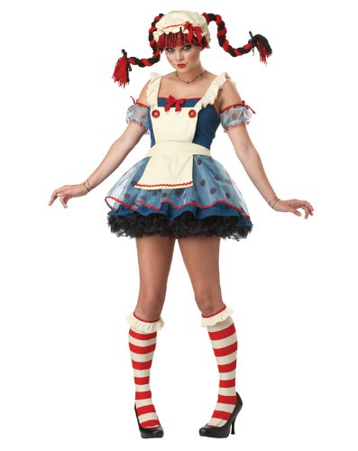 California Costumes Rag Doll