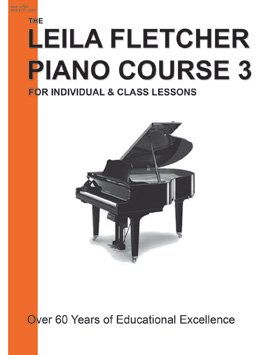 Leila Fletcher Piano Course Book 3 Updated Edition