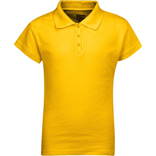 Gold School Uniform Shirts