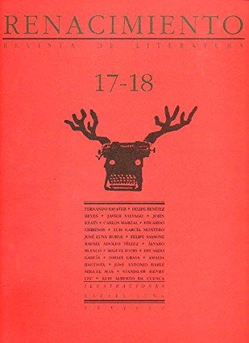 Revista de Literatura # 15-16 Jose Olivio Jimenez Antonio Colinas Juan Antonio Olmedo Pedro Gimferrer y Otros