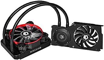 akaddy Frostflow 120VGA GeForce GTX 4pin GPU Cooling Fan Radiator Water Cooler