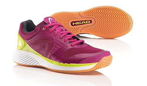 Indoor Head Shoes Women's Sprint Yellow 8 Berry Pro Court 6Fpq4EnxwF