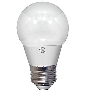 GE Lighting 37946 Dimmable LED A15 Ceiling Fan Bulb with Medium Base, 7-Watt
