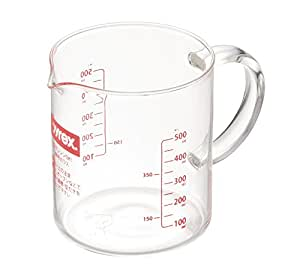 PYREX Br with major cup handle 500ml CP-8578