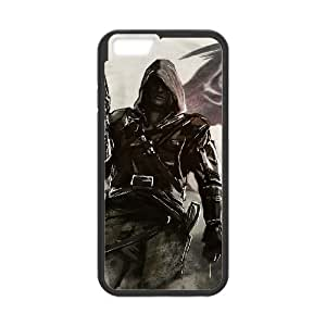 Assassins Creed Black Flag iPhone 6 4.7 Inch Cell Phone Case Black present pp001_9619826