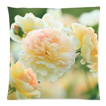 Beautiful diseño de flores flores único amarillo toallas de mano de toallas de baño