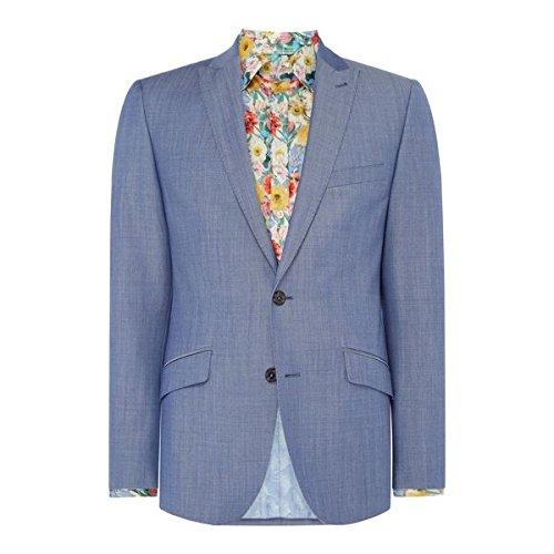 サイモンカーター メンズ ジャケット&ブルゾン Chambray Jacket [並行輸入品] B07CNW2C96 44 Regular