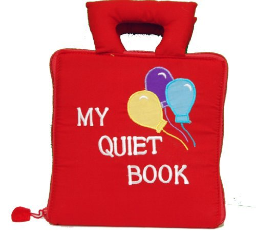 Learning From A To Z My Quiet Book