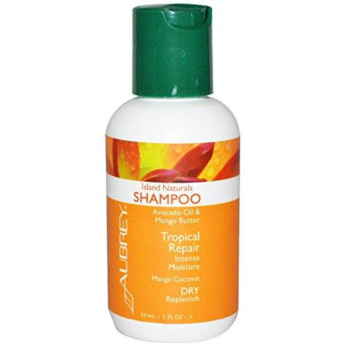 Island Botanicals Shampoo Aubrey Organics 2 oz Liquid -