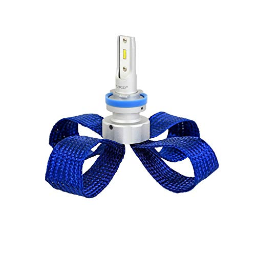2013 Audi A4 Type - Putco Lighting 700007PZ Nitro Pro-Lux Zero LED Kit H7 Bulb Type Pair Nitro Pro-Lux Zero LED Kit