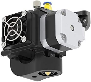 LWQJP 3Dプリンターパート1.75ミリメートルの0.4ミリメートルデュアルファン押出機での0.1ミリメートルの精度/過温度保護の3Dプリンタアクセサリ