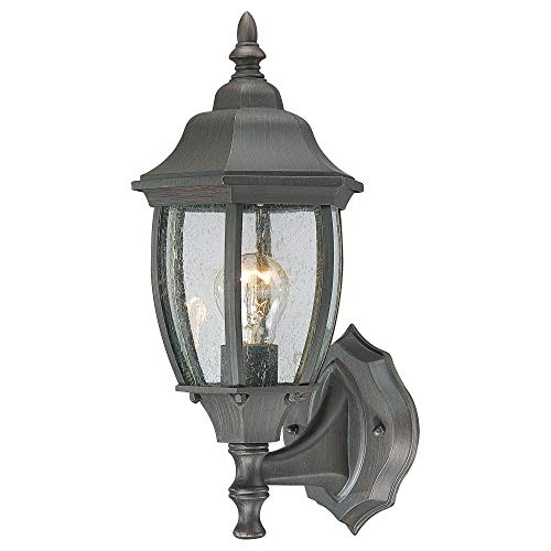Thomas Lighting SL922363 Covington Outdoor Wall Lantern, Painted - Covington Wall Outdoor