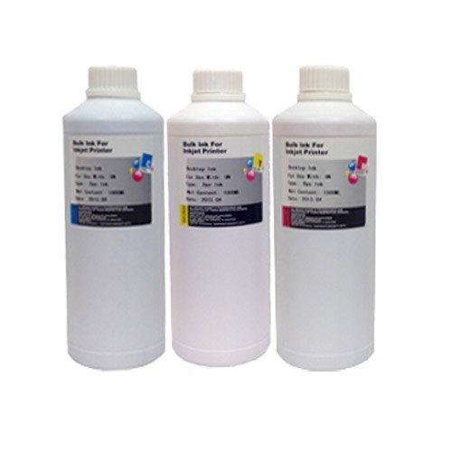 KIT Ricarica cartucce 3 Flaconi 1000ml 3 Litri universale inchiostro colori per Brother , Canon , Epson , HP , LEXMARK , XEROX , DELL. BELLIVESTORE BL-INK-UNI- 3 X 1000ml