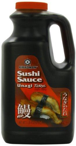 (Kikkoman Sushi Sauce, Unagi Tare, 5 Pound 4 Ounce)