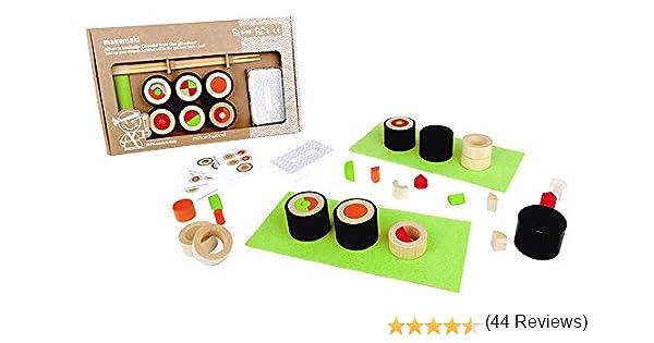 Milaniwood- Makemaki Juego de Habilidad y Velocidad (MKMK0-001): Amazon.es: Juguetes y juegos