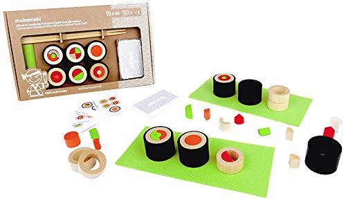 - Makemaki Sushi Game, Multicolor