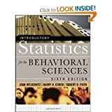 img - for Introductory Statistics for the Behavioral Sciences 6th (sixth) edition byWelkowitz book / textbook / text book