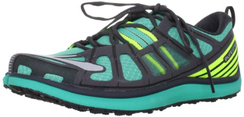 Brooks Pure Grit W - Zapatillas de correr de material sintético mujer multicolor - Multicolored