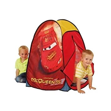 Disney Cars Lightning McQueen #95 Pop Up Play Tent Ages 2+  sc 1 st  Amazon UK & Disney Cars Lightning McQueen #95 Pop Up Play Tent Ages 2+: Amazon ...