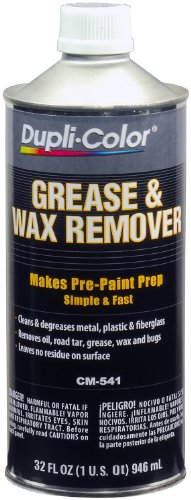Dupli-Color (CM541-6 PK) Grease and Wax Remover - 1 Quart, (Case of 6) (Duplicolor Grease And Wax Remover compare prices)