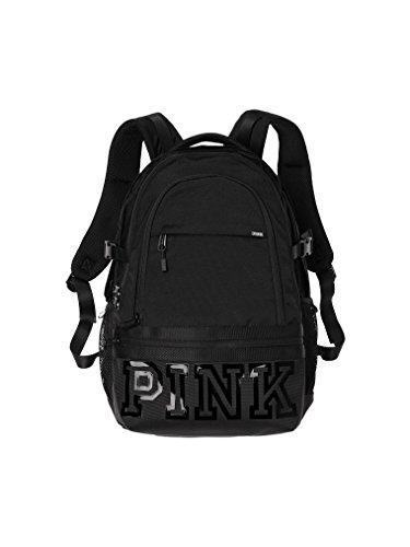 Victoria s Secret PINK New Campus Backpack Pure Black