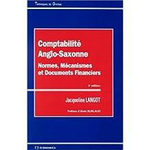 Comptabilité anglo-saxonne