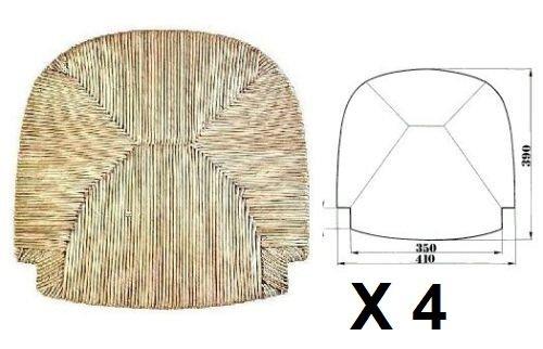 Ricambi Per Sedie In Legno.Sedute Impagliate Mod G2000 Ricambi Per Sedie Set Di 4 Amazon