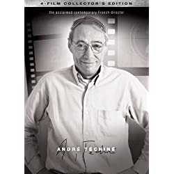 André Téchiné 4-Film Collector's Edition (Hôtel des Amériques / J'embrasse pas / My Favorite Season / Wild Reeds) [DVD]