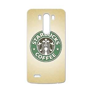 Starbucks design fashion cell phone case for LG G3