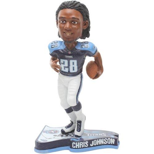 - Chris Johnson NFL 2013 Pennant Bobble Head