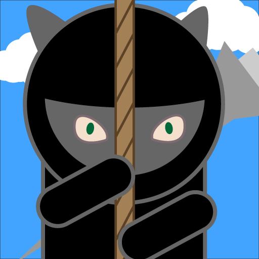 Ninja Kitty Rope Climb: Amazon.es: Appstore para Android