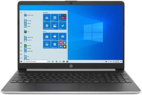 "HP Notebook 15-dy1008CA, 15.6"" HD Laptop, Intel Core i3-1005G1, 8GB RAM, 256GB SSD, Windows 10"