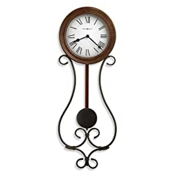 Howard Miller 625-400 Yvonne Wall Clock