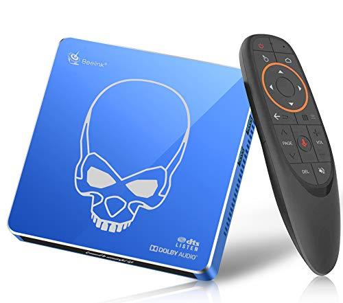 TV Box, HSYPC Beelink GT King Pro TV Box , DDR4 4GB/64GB, S922X-H Quad-core ARM Cortex-A73 and Dual-core ARM Cortex-A53…