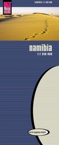 World Mapping Project Namibia