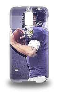New Arrival Galaxy S5 3D PC Case NFL Baltimore Ravens Joe Flacco #5 3D PC Case Cover ( Custom Picture iPhone 6, iPhone 6 PLUS, iPhone 5, iPhone 5S, iPhone 5C, iPhone 4, iPhone 4S,Galaxy S6,Galaxy S5,Galaxy S4,Galaxy S3,Note 3,iPad Mini-Mini 2,iPad Air )