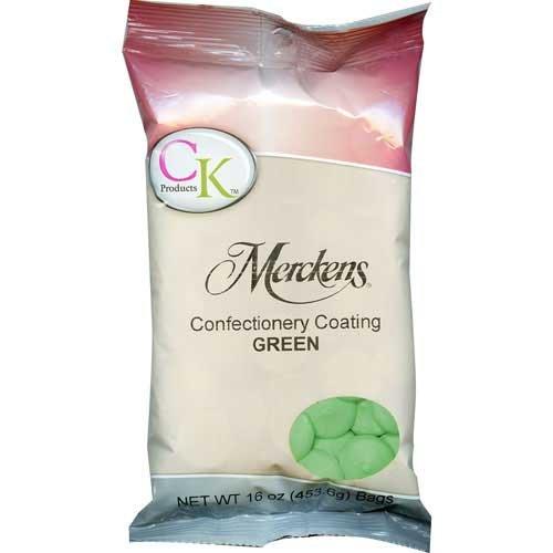 Merkens Light Green 1 lb Bag