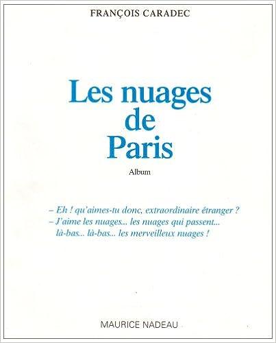 Livres gratuits en ligne Les nuages de Paris pdf, epub ebook