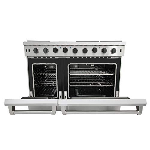 48 range oven - 3