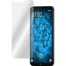 4 x LG Q6 alpha Protection Film clear - PhoneNatic Screen Protectors