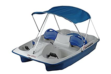 Sun Dolphin 2-Pole Pedal Boat Canopy Replacement (Blue)  sc 1 st  Amazon.com & Amazon.com : Sun Dolphin 2-Pole Pedal Boat Canopy Replacement ...